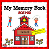 My Memory Book-Kindergarten, Grades 1 and 2