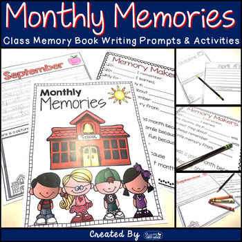 "Memory Book - ""Monthly Memories"""