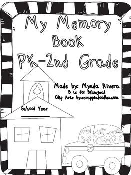 Memory Book PK-2