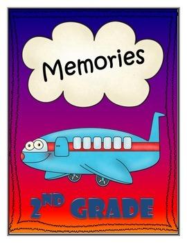 Memory Book - Second Grade