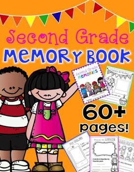 Memory Book Second Grade