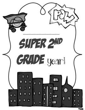 """Memory Book """"Super Year"""""""