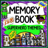 Superhero Memory Book
