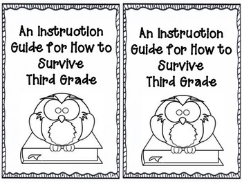 Memory Book / Survival Guide for next year's students