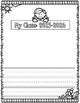 Memory Book:  Sweet memories of the school year