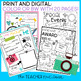 End of the Year Memory Book: Print and Digital | Distance Learning
