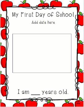 memory book template teaching resources teachers pay teachers