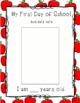 Memory Book Template (Growing Bundle)