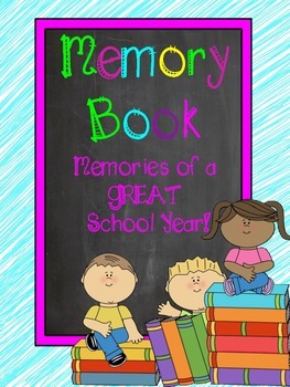 Memory Book:  The End of a Great Year