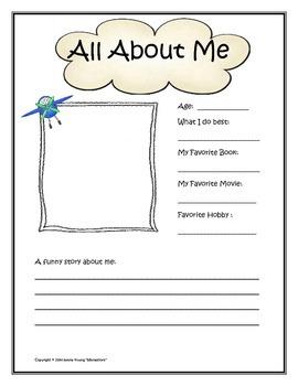 Memory Book - Third Grade