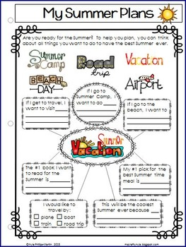 Memory Book Third Grade