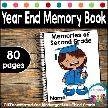 Memory Book Year End