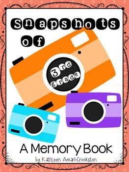 Memory Book for 3rd Grade