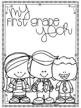 Memory Book for First and Second Grade