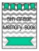 Memory Book {End of the Year} Grades 3 and up, 2 versions