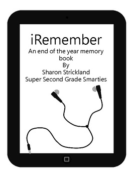 Memory Book-iRemember-Technology Themed