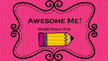 Memory Book_Monthly