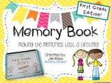 Memory Book {1st Grade Edition}