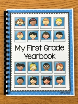 End of the Year Memory Books (Kindergarten, First, Second, & Third Grade)