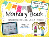 Memory Book {2nd Grade Edition}