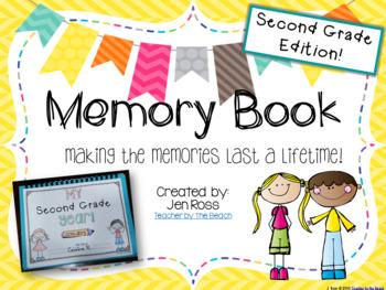 Memory Book {2nd Grade Edition}
