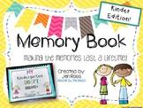 Memory Book {Kindergarten Edition}
