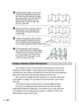 Memory Books (Lexile 820)