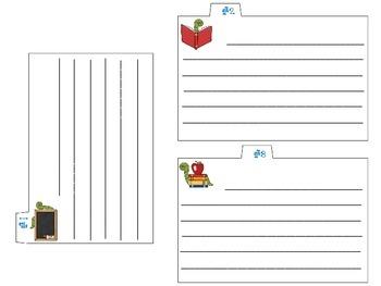 Memory Box: Top Ten of 2nd Grade!
