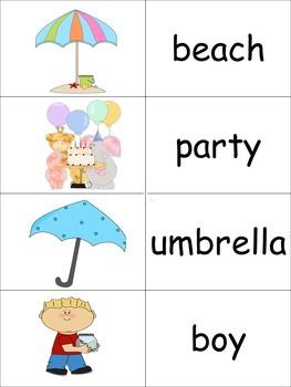 Grammar Memory/Bingo Bundle K-2