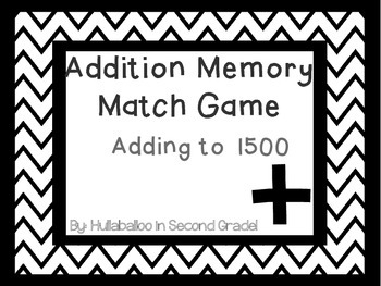 Memory Card Addition to 1,500