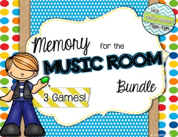 Memory Card Game Bundle: Composers, Orchestra, and Classro