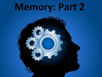 Memory: Complete Unit