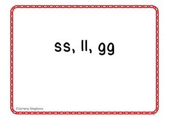 Memory Dictation Passages: Consonants
