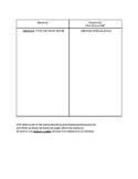 Memory-Emotion Writer's Notebook Generating + Homework
