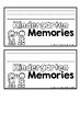 Memory Flip Book / End of year flipbook