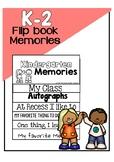 Memory Flip Book / End of year flipbook