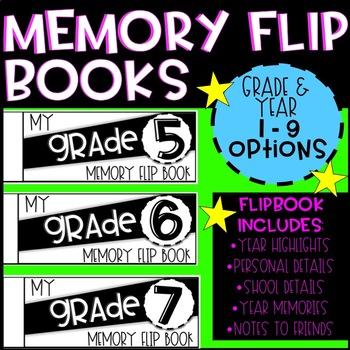 Memory Flip Books