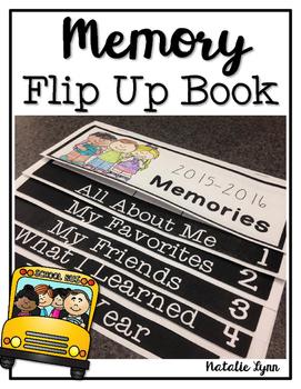 Memory Flip Up Book 2016-17