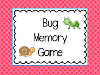 Memory Game (1-10)
