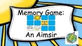 Memory Game: An Aimsir