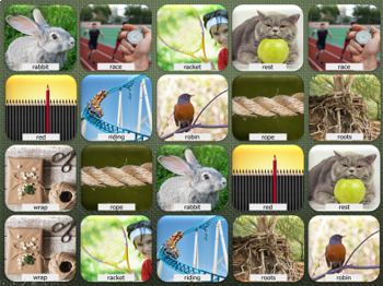 Memory Game-Animals