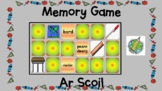 Memory Game: Ar Scoil