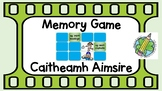 Memory Game: Caitheamh Aimsire