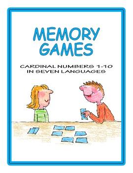 Cardinal Numbers 0-10 ★ FREEBIE ★