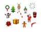 Christmas Activities - Memory Game - French activities