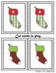 Memory Game Christmas Stockings