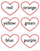 Memory Game Colors-Shapes-Numbers