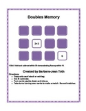 Memory Game Doubles