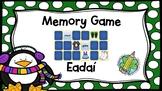 Memory Game: Éadaí