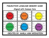 Figurative Language Memory Game